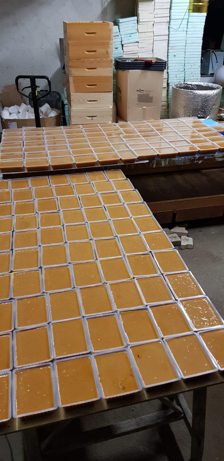 Fabrication du candi pour nos abeilles