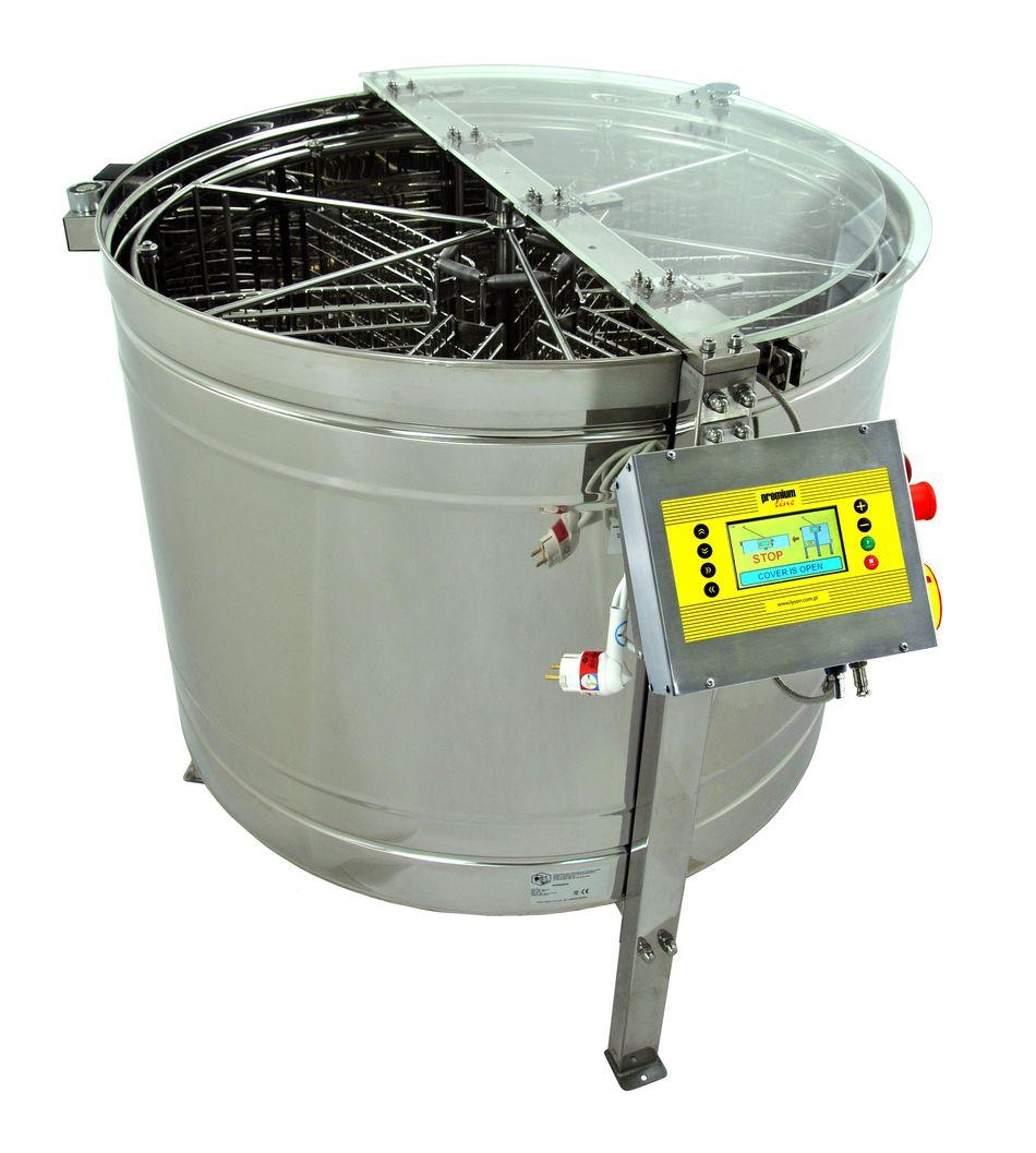 Extracteur 56 cadres radiaires LYSON d'occasion . La boutique de l'apiculteur